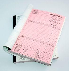 NCR Books (Carbonless Paper)