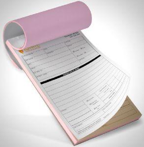 NCR Pads (Carbonless Paper)