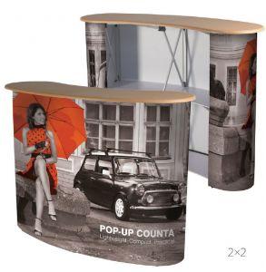 Pop Up Counter