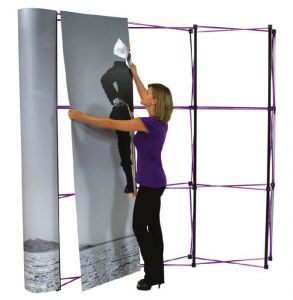 Replacement Pop Up Display Stand Graphics