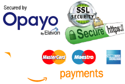 security and payment logos
