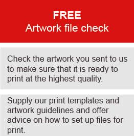 Free artwork check