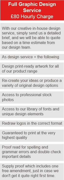 full graphic design service