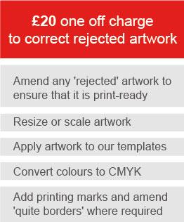 rejected artwork