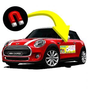 Magnetic Car & Van Signs