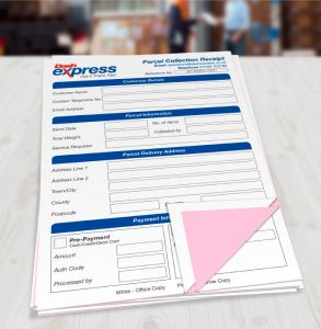 NCR Sets (Carbonless Paper)