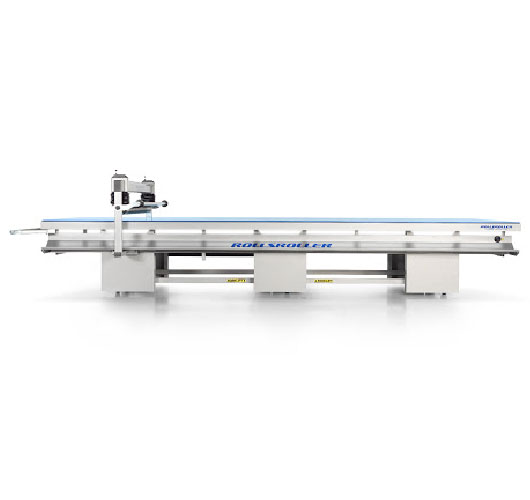 Signs & Prints latest investment in a Rollsroller 540/220P Flatbed Applicator