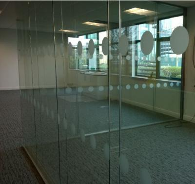 Your guide to glass manifestation legislation and complying with current building regulations