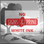White ink option